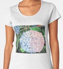 HYDRANGEA by H.Lin Women's Premium T-Shirt