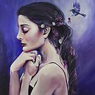 Lavender Dreaming by Sara Riches