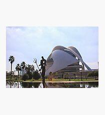 Valencia - Architecture Photographic Print