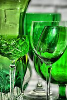 Green glass. Obsession by andreisky