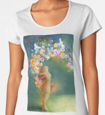 The best is yet to be Women's Premium T-Shirt
