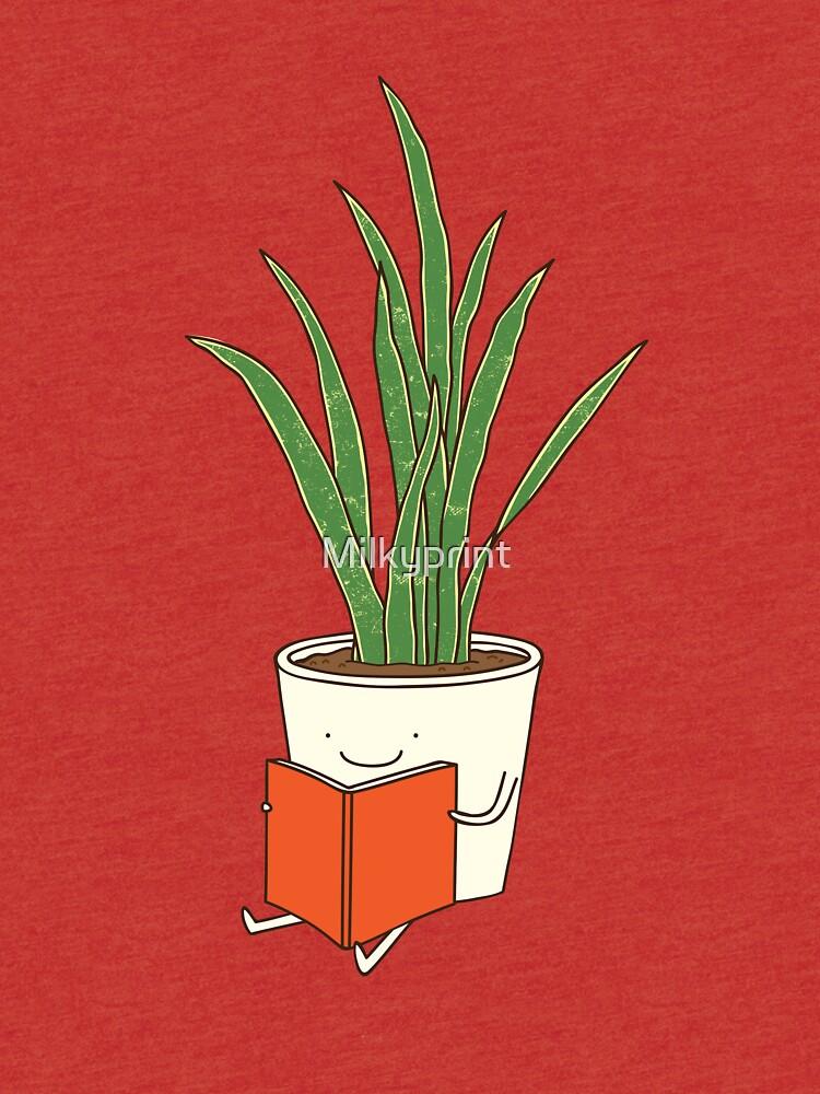 Indoor plant by Milkyprint