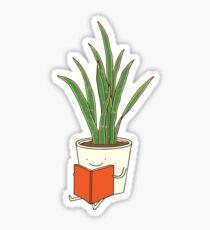 Zimmerpflanze Sticker
