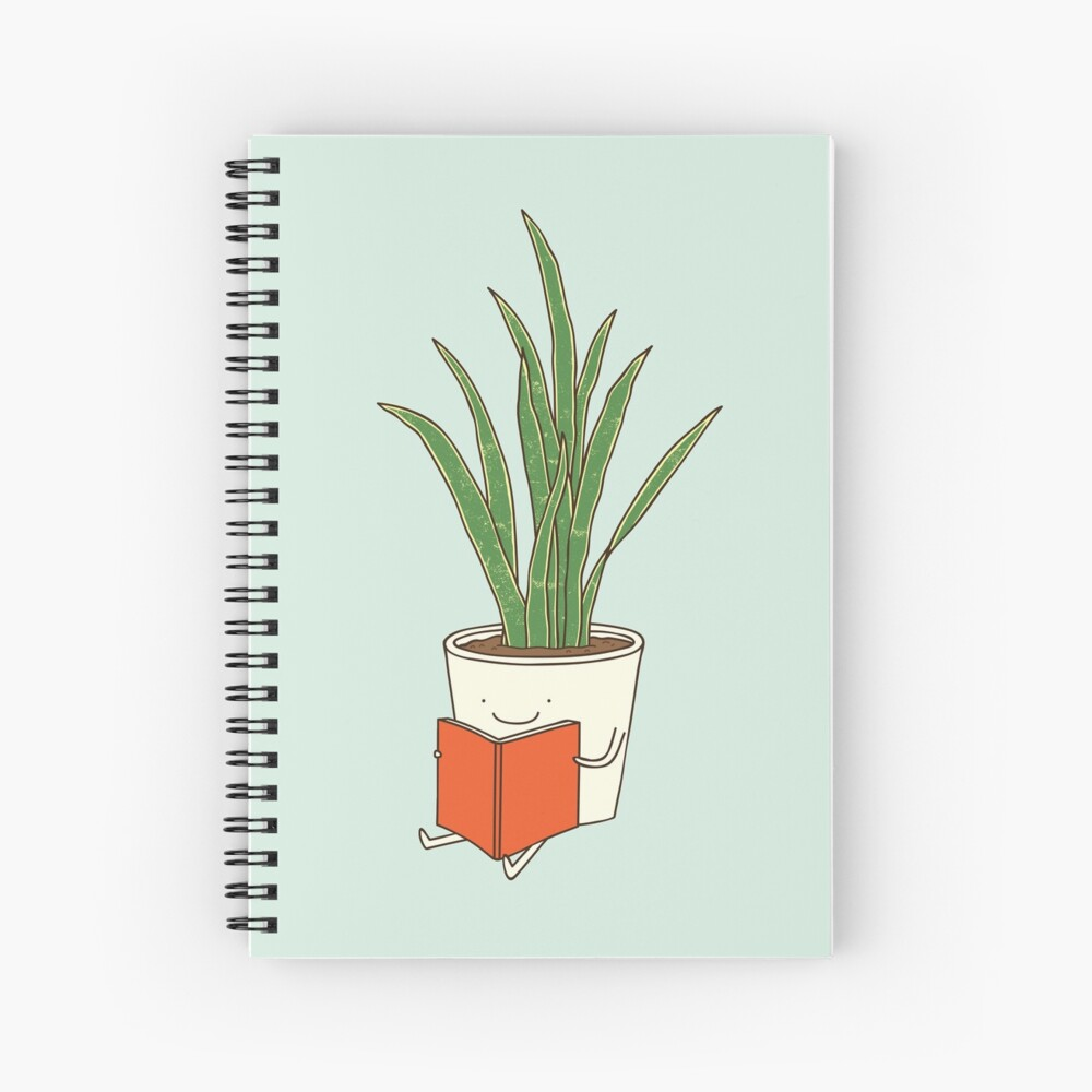 Indoor plant Spiral Notebook