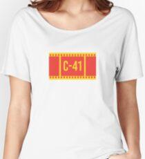 C-41 Filmverarbeitung Loose Fit T-Shirt