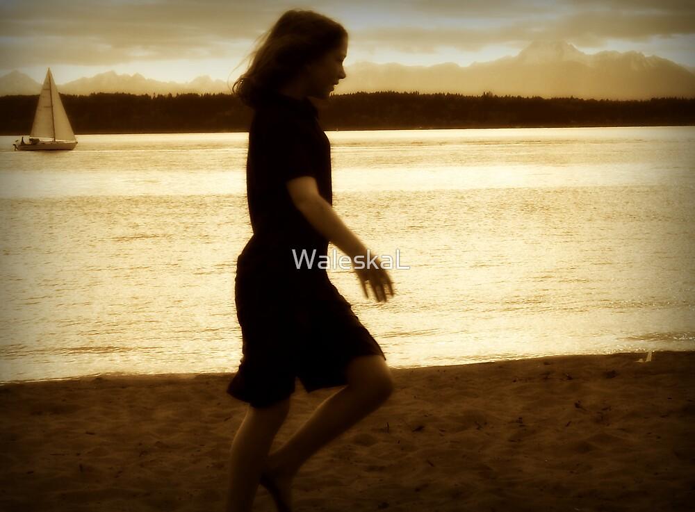 Run by WaleskaL