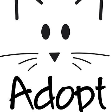 Adopt don't shop by MeowMusic