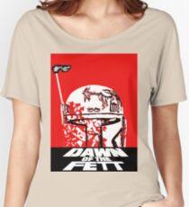 DAWN OF THE FETT Women's Relaxed Fit T-Shirt