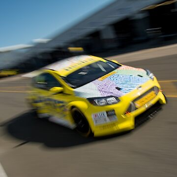 Alex Martin Dextra Racing Ford Focus by gregtoth85