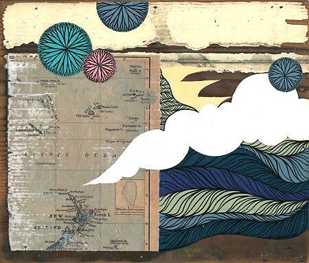 Long White Cloud by LukeTaaffe
