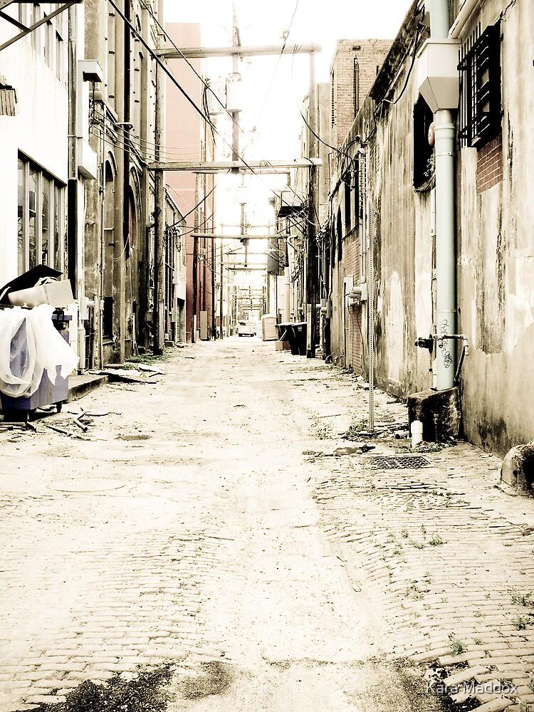 alley by Kara Maddox