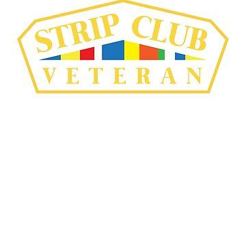 Strip Club Veteran by Diardo