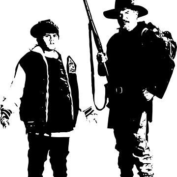 Ricky Baker und Onkel Hec, Jagd auf die Wildnis von Upbeat