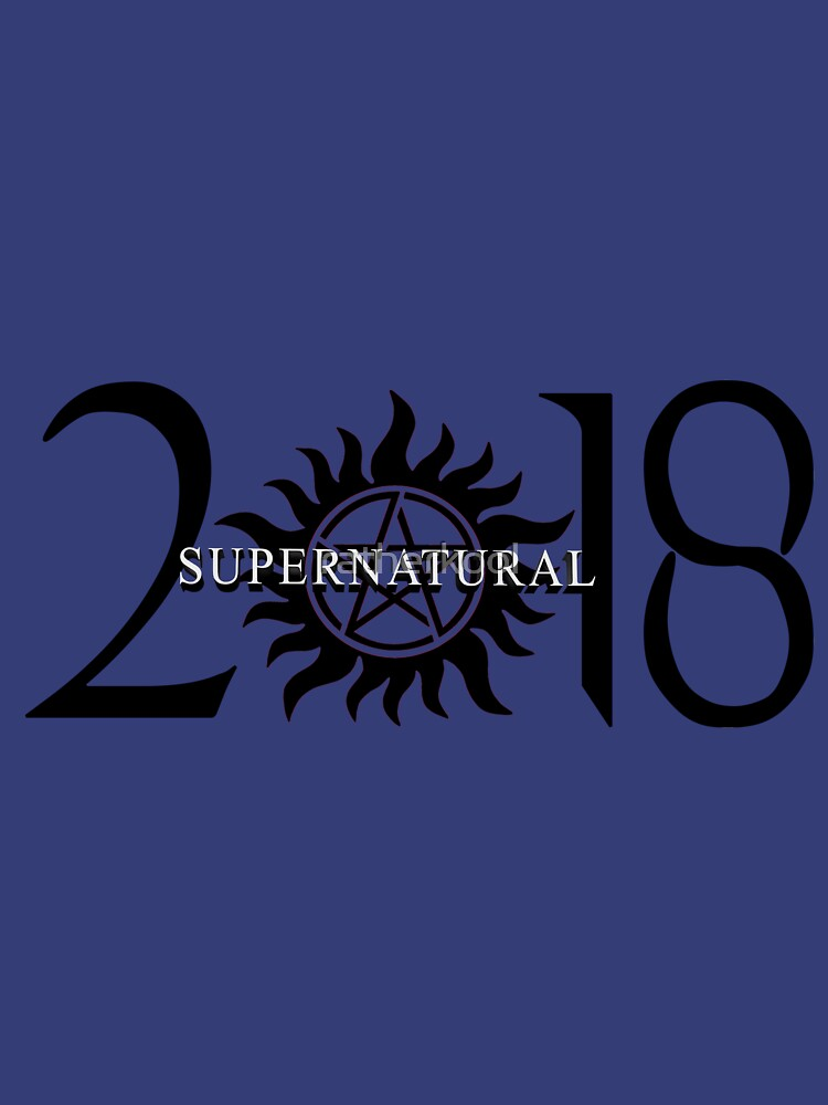 Supernatural Protection Symbol 2018 2 Classic T Shirt By Ratherkool