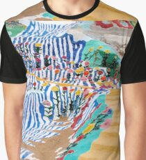 Salvation Mountain Graphic T-Shirt