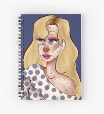 Aria Tears Spiral Notebook