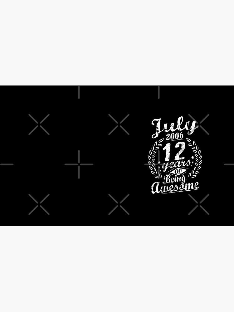 Juli 2006 Zwölf Jahre Sein Genialer 12. Tag von SpecialtyGifts