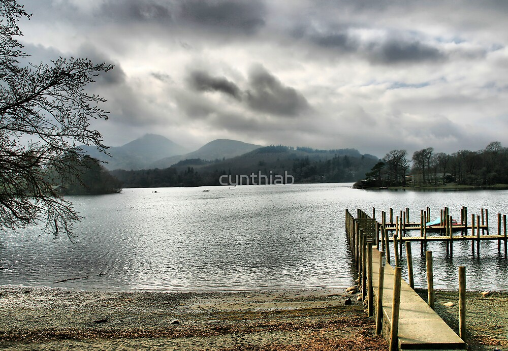 lake derwent by cynthiab