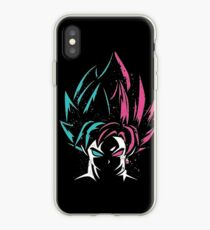Goku X Black iPhone Case