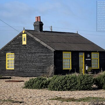 Camber Sands: Prospect Cottage by AntSmith