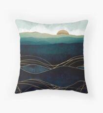 Indigo Waters Floor Pillow