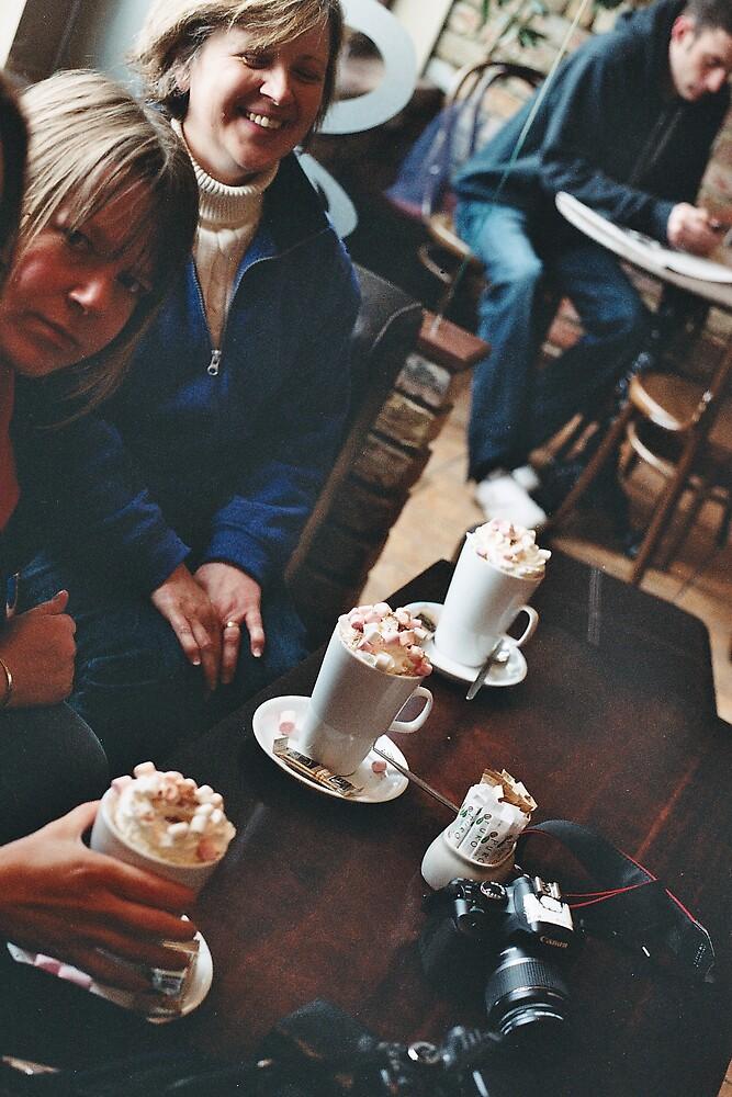 hot choclate mugs by gillbanks1984