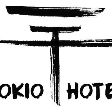 Tokio Hotel logo by eileendiaries