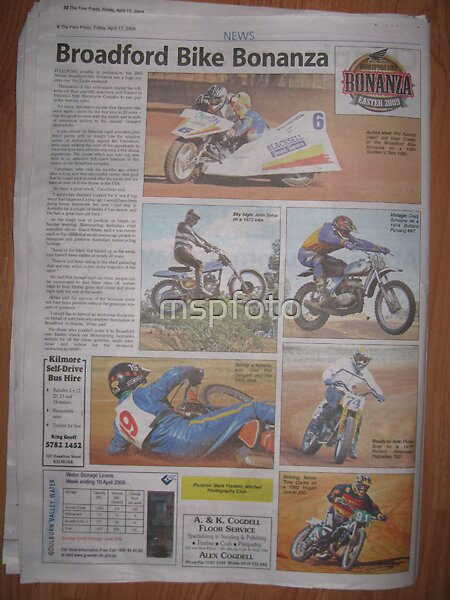 In The Paper by mspfoto