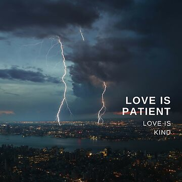 Love is Patient by johnvanderveen