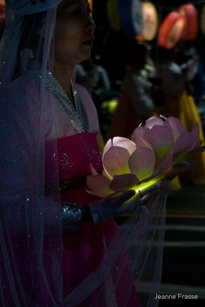 lanterns by Jeanne Frasse