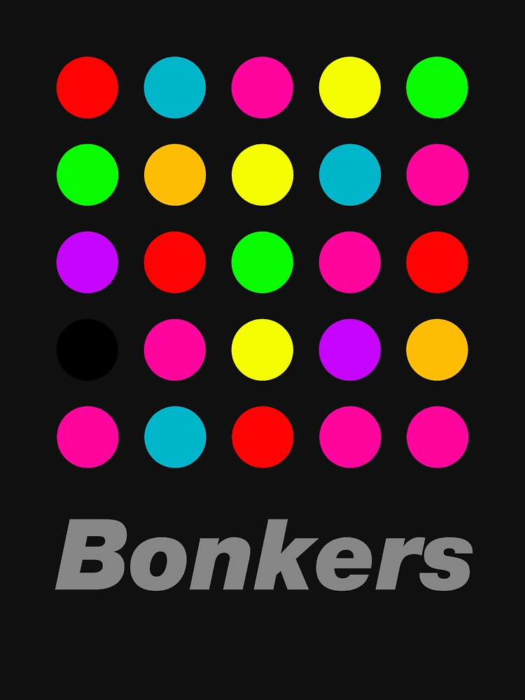 Bonkers - assorted 2 by tristanmillward