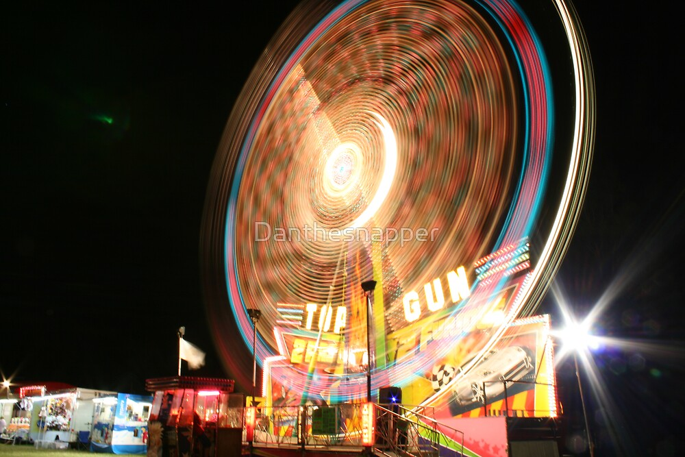 Carnival at Night by Danthesnapper