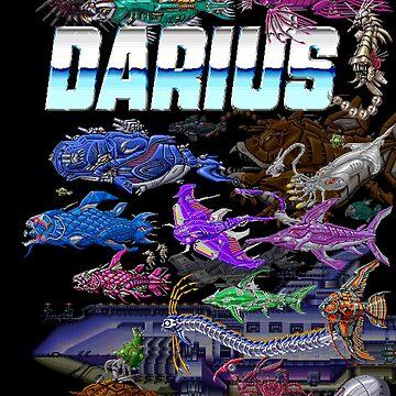Darius Armada by VortexDesigns