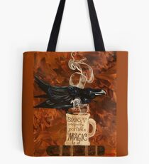 Book Magic Tote Bag