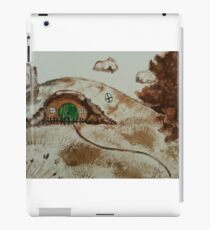 Painting of Bag-end iPad Case/Skin