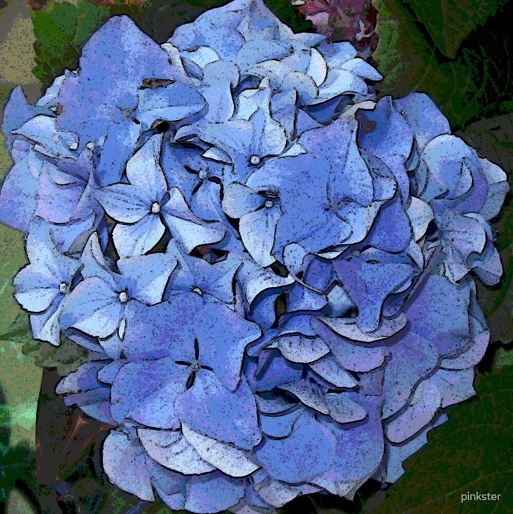 BLUE MONDAY by pinkster