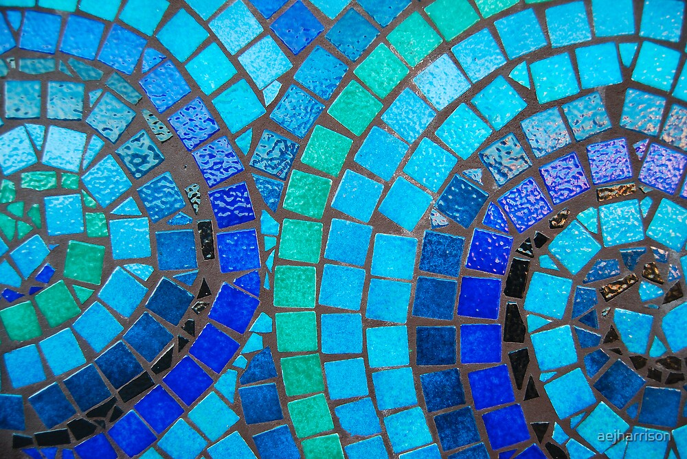 Mosaics by aejharrison