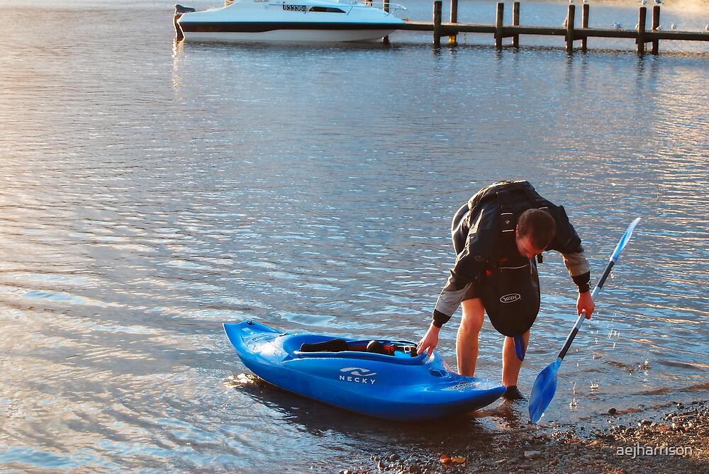 Kayak by aejharrison