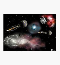 Coordinated to a parsec Photographic Print