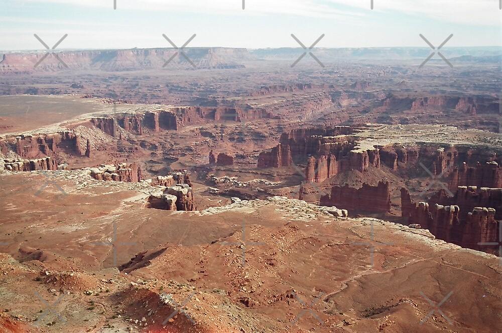 Canyonlands National Park, Utah by Kymbo