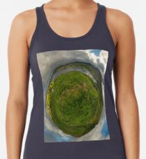 Teelin Bay from Roxborough fort, S. Donegal Women's Tank Top