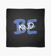 Be Kind Slogan Graffiti / Hip Hop style (Dark Blue) Scarf