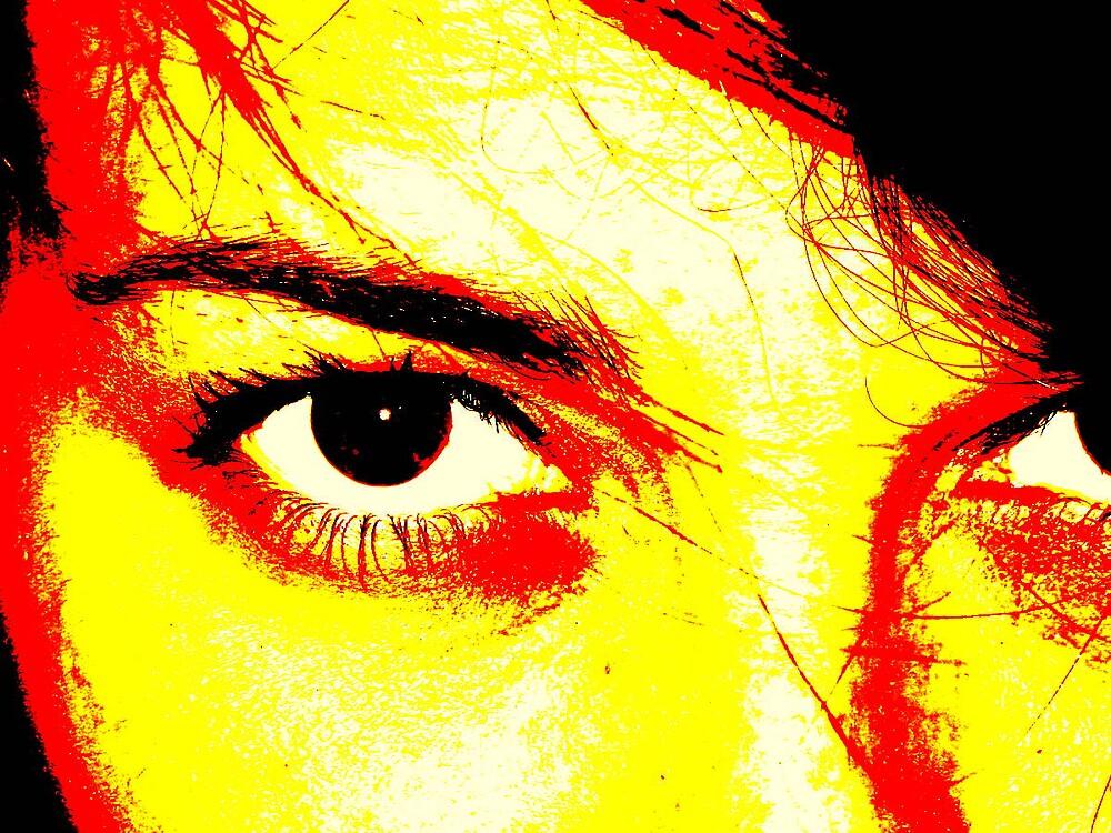 Sin City Eyes by AvenLove
