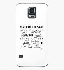 Funda/vinilo para Samsung Galaxy Canciones Camila