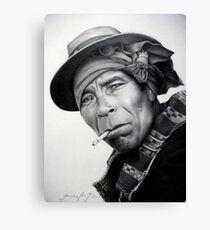 MEXICAN MAN 1 Canvas Print