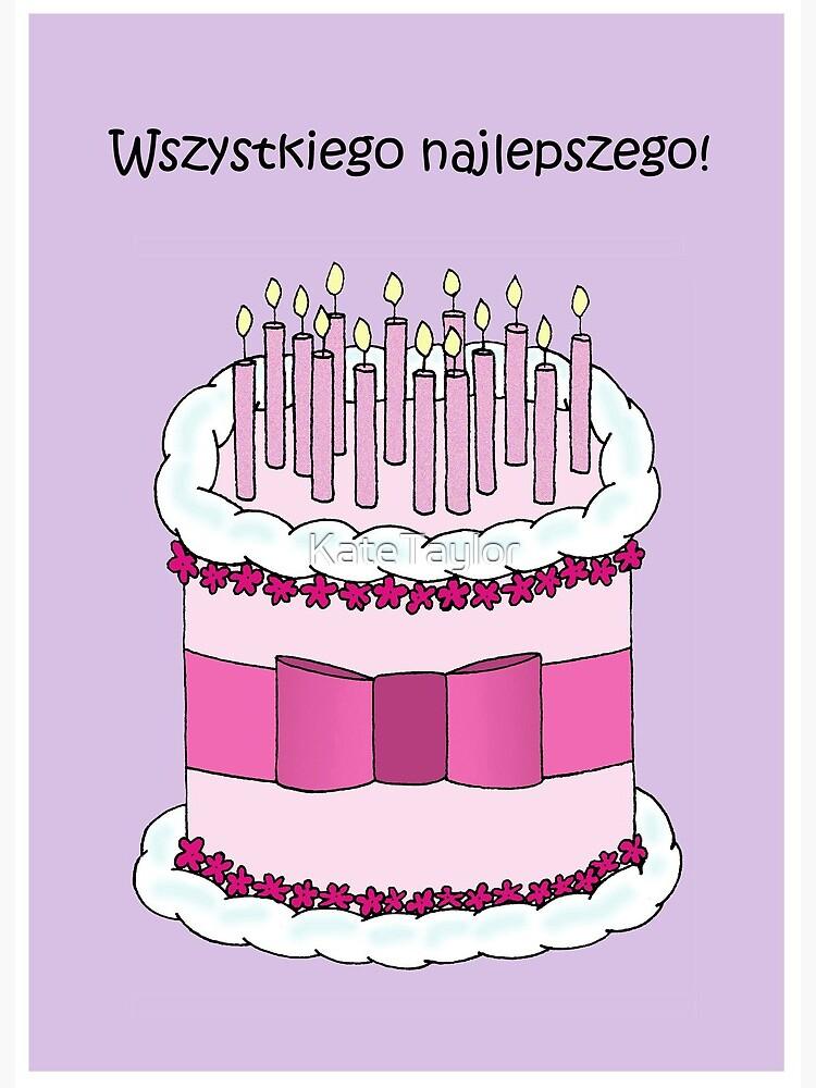 Geburtstagswunsche zum geburtstag auf polnisch