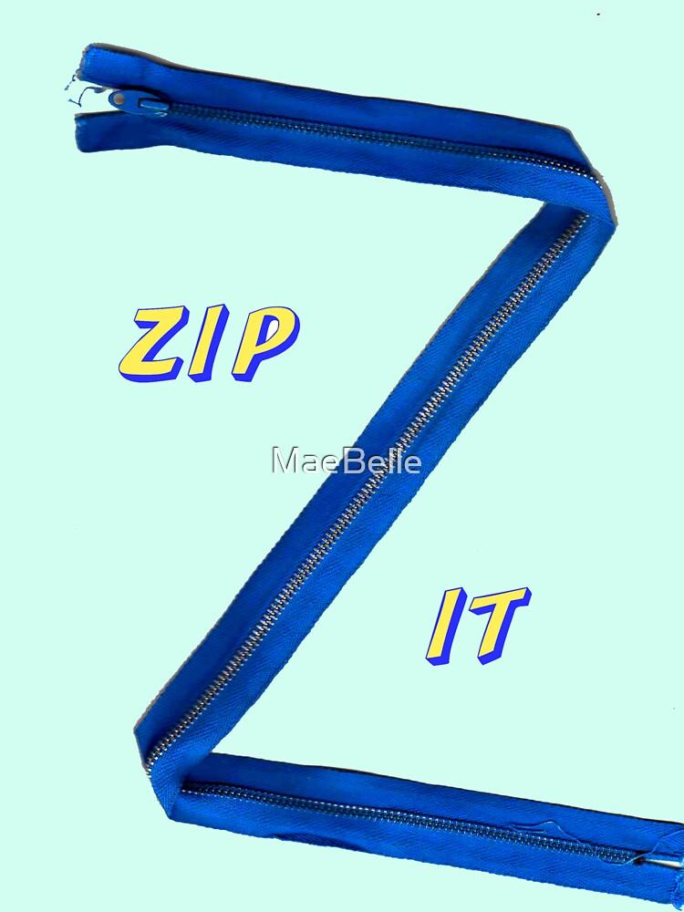 Zip-It by MaeBelle