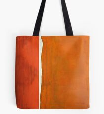 A Crack in Everything original painting Tote Bag