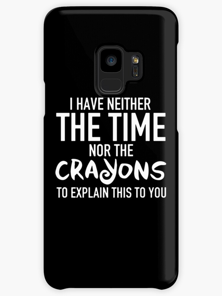 I have neither the time nor the crayons to explain this to you music brother t-shirts by LynnKeaton