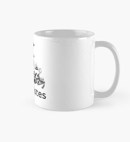The Rolistes Podcast - Afternoon Tea Goku(Mono) Mug
